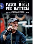 Vasco Rossi per batteria (libro/CD)