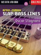 Afro-Cuban Slap Bass Lines (book/CD)