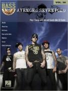 Avenged Sevenfold (book/CD)