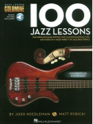 Goldmine : 100 Jazz Lessons - Bass (book/Audio Access)