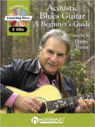 Acoustic Blues Guitar: A Beginner's Guide (book/3 CD)