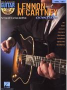 Lennon & McCartney Acoustic: Guitar Play-Along Volume 123 (book/CD)