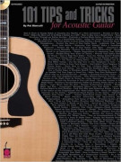 101 Tips and Tricks for Acoustic Guitar (book/CD)