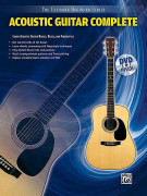 Ultimate Beginner Series: Acoustic Guitar Complete (book/DVD)