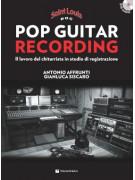 Pop Guitar Recording (libro/DVD)
