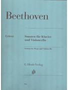 Beethoven - Sonatas for Piano and Violoncello