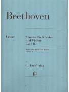 Beethoven: Sonate per pianoforte e violino. Vol. 2