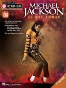 Jazz Play-Along vol.180: Michael Jackson (book/CD)
