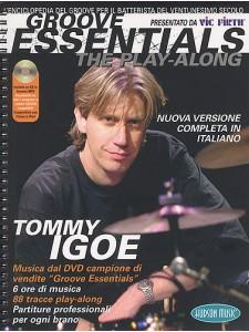 Groove Essentials: The Play-Along (book/CD MP3) Ediz. Italiana