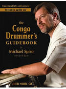 The Conga Drummer's Guidebook (book/CD)