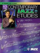 12 Contemporary Jazz Etudes (book/CD)