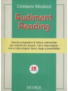 Rudiment reading (libro/CD)