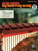 Afro-Cuban Big Band Play-Along Mallets (book/CD)