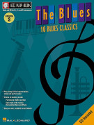 Jazz Play-along vol. 3: The Blues (book/CD)