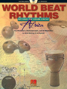 World Beat Rhythms: Africa (book/CD)
