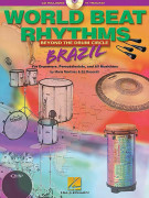 World Beat Rhythms: Beyond the Drum Circle - Brazil (book/CD)