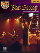 Black Sabbath: Bass Play-Along Volume 26 (book/CD)