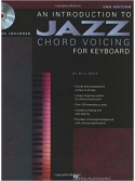 An Introduction to Jazz Chord Voicing (book/CD)