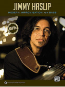 Modern Improvisation for Bass (book/MP3 download)