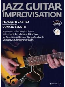Jazz Guitar Improvisation (libro/CD)
