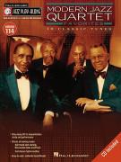 Jazz Play-Along vol.114: Modern Jazz Quartet (book/CD)