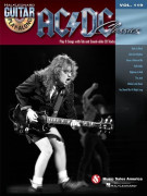 AC/DC Classics: Guitar Play-Along Volume 119 (book/CD)