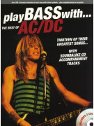 Play Bass With AC/DC (book/2 CD)
