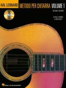 Hal Leonard Guitar Method Book 1 (book/CD)