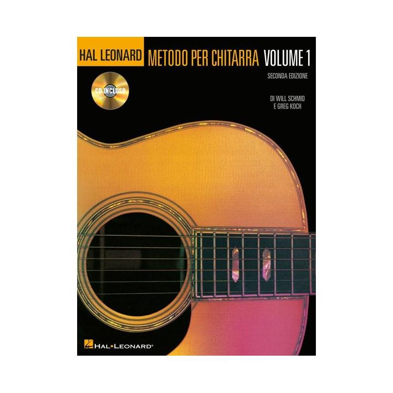 Hal Leonard Guitar Method Bk, 1-3 : Book and 3 CD Set