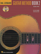 Hal Leonard Guitar Method Book 2 (book/CD)