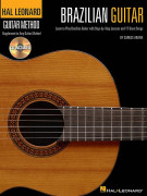 Hal Leonard Brazilian Guitar Method (book/CD)