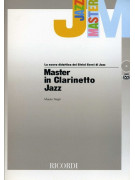 Master in clarinetto jazz (libro/DVD)