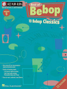 Jazz Play-Along vol.5: Best of Bebop (book/CD)