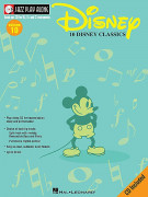 Jazz Play-Along vol.10: Disney classics (book/CD)