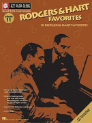 Jazz play-along vol.11: Rodgers & Hart Favorites (book/CD)