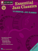 Jazz Play-Along vol.12: Essential Jazz Classics (book/CD)