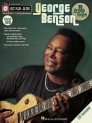 Jazz Play-Along Volume 165: George Benson (Book/CD)