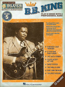 Blues Play-Along Volume 5: B.B. King (book/CD)
