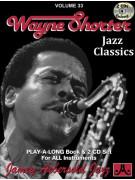 Wayne Shorter (book/2 CD play-along)