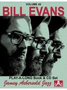 Bill Evans (book/CD play-along)