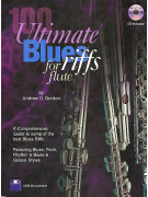 100 Ultimate Blues Riffs For Flute (book/CD)
