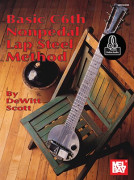 Basic C6th Nonpedal Lap Steel Method (book/CD)