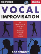 Vocal Improvisation (book/CD)