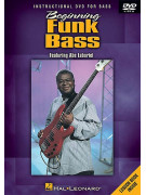 Beginning Funk Bass (DVD)