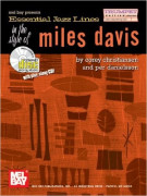 Essential Jazz Lines in the Style of Miles Davis (book/CD)