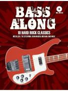 Bass Along - 10 Hard Rock Classics (book/CD MP3)