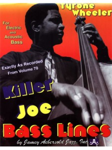 Bass Lines  from Volume 70 Aebersold