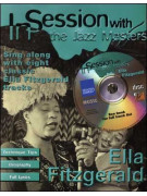 In Session with Ella Fitzgerald (book/CD sing-along)