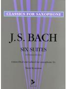 J.S. Bach Six Suite for Saxophone