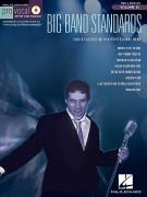 Pro Vocal: Big Band standards Volume 50 (book/CD sing-along)